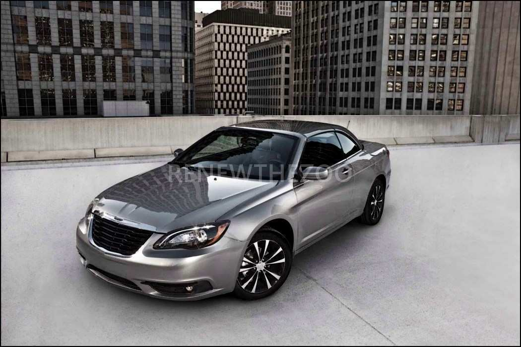 15 The 2019 Chrysler 200 Convertible Exterior and Interior by 2019 Chrysler 200 Convertible