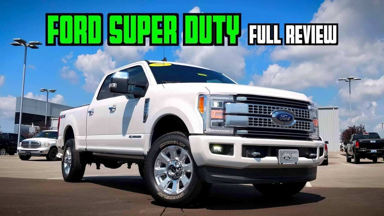 15 The 2019 Ford Super Duty Diesel Engine with 2019 Ford Super Duty Diesel