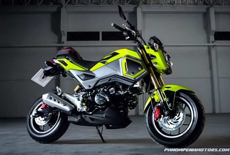 15 The 2019 Honda Grom Specs Wallpaper with 2019 Honda Grom Specs