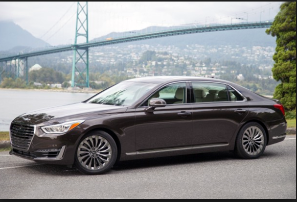 15 The 2019 Hyundai Genesis G90 Spy Shoot with 2019 Hyundai Genesis G90