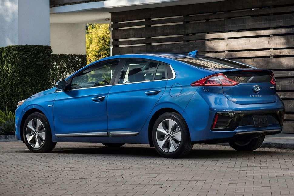 15 The 2019 Hyundai Ioniq Electric Interior by 2019 Hyundai Ioniq Electric