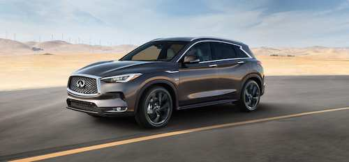 15 The 2019 Infiniti Qx50 Redesign Wallpaper for 2019 Infiniti Qx50 Redesign