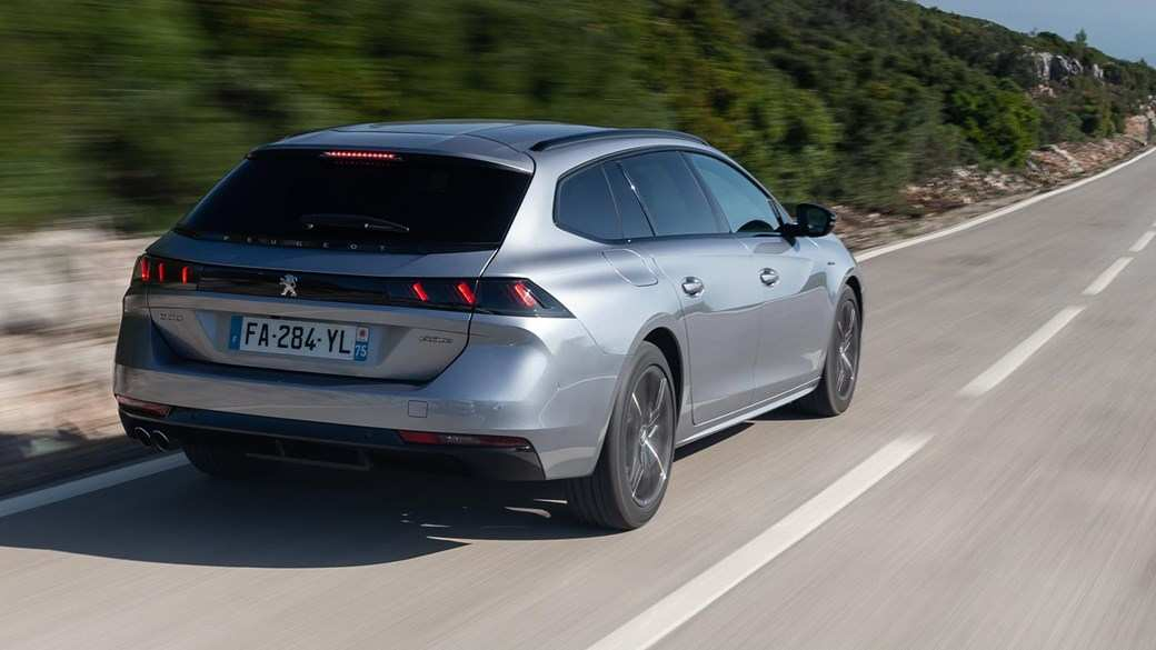 15 The 2019 Peugeot 508 Sw Photos with 2019 Peugeot 508 Sw