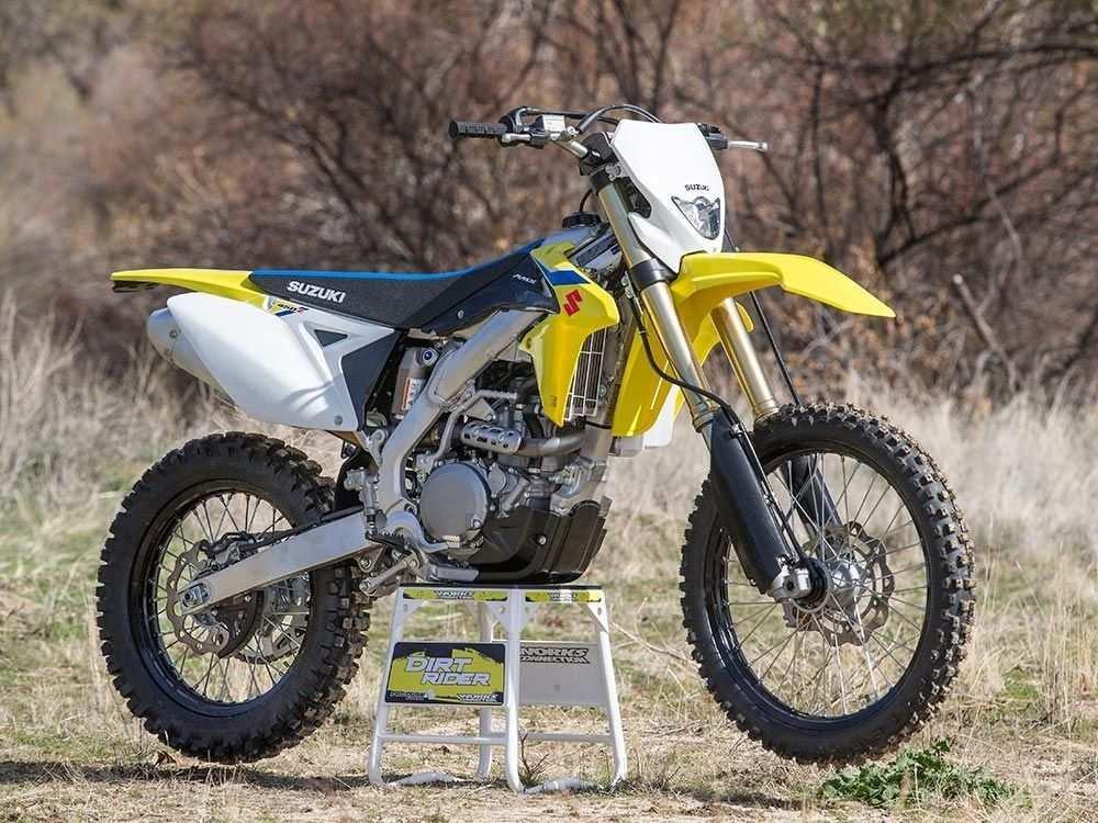 15 The 2019 Suzuki Rmx450Z Exterior by 2019 Suzuki Rmx450Z