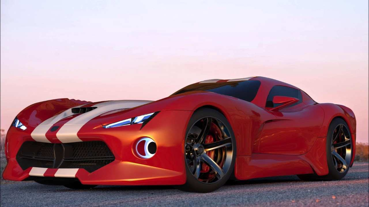 15 The 2020 Dodge Viper Concept Images by 2020 Dodge Viper Concept