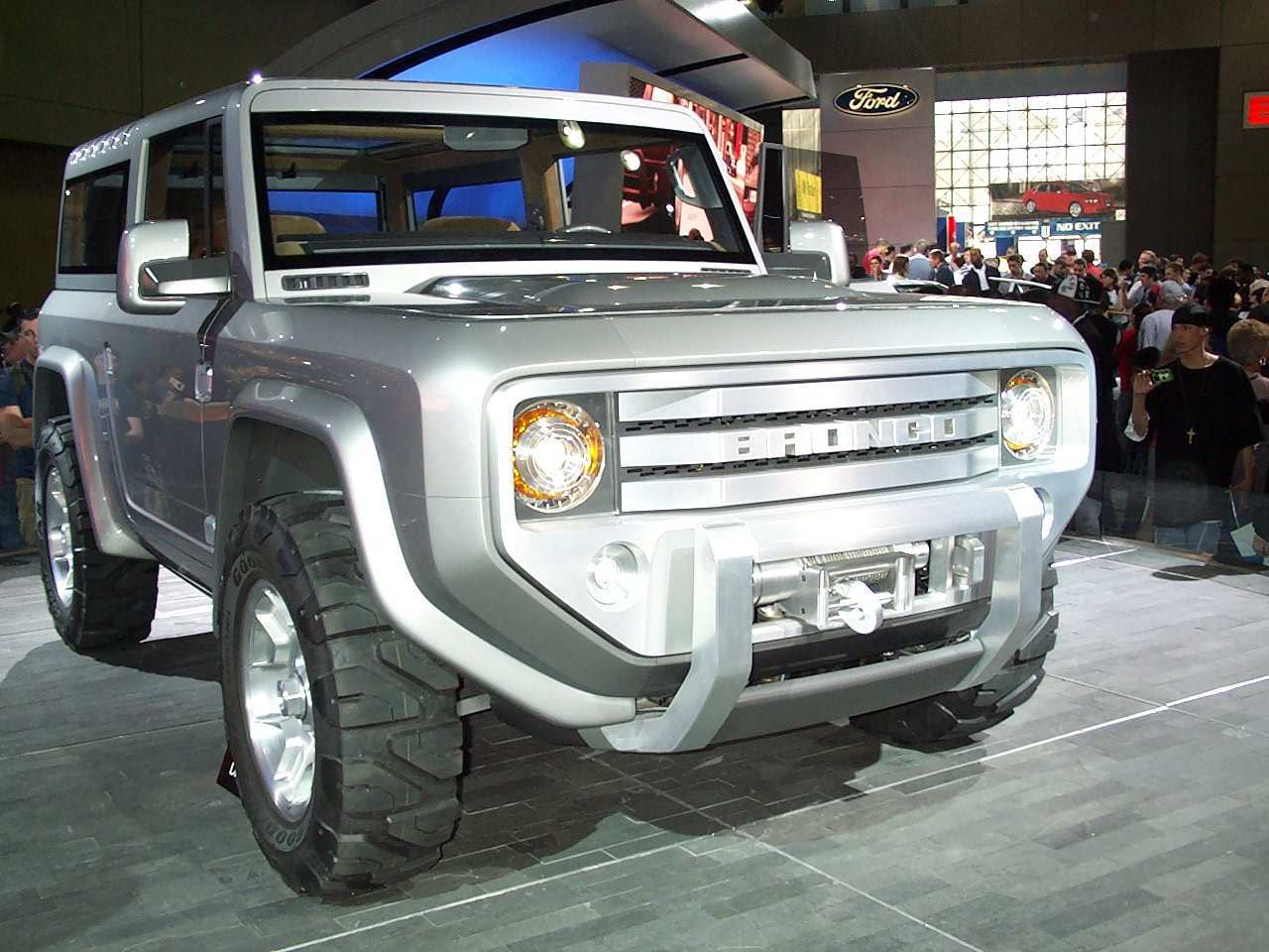 15 The 2020 Ford Bronco Wiki Wallpaper by 2020 Ford Bronco Wiki