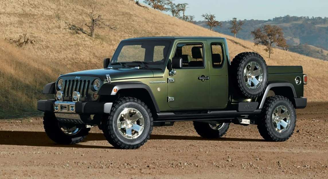 15 The 2020 Jeep Wrangler Pickup Truck History for 2020 Jeep Wrangler Pickup Truck