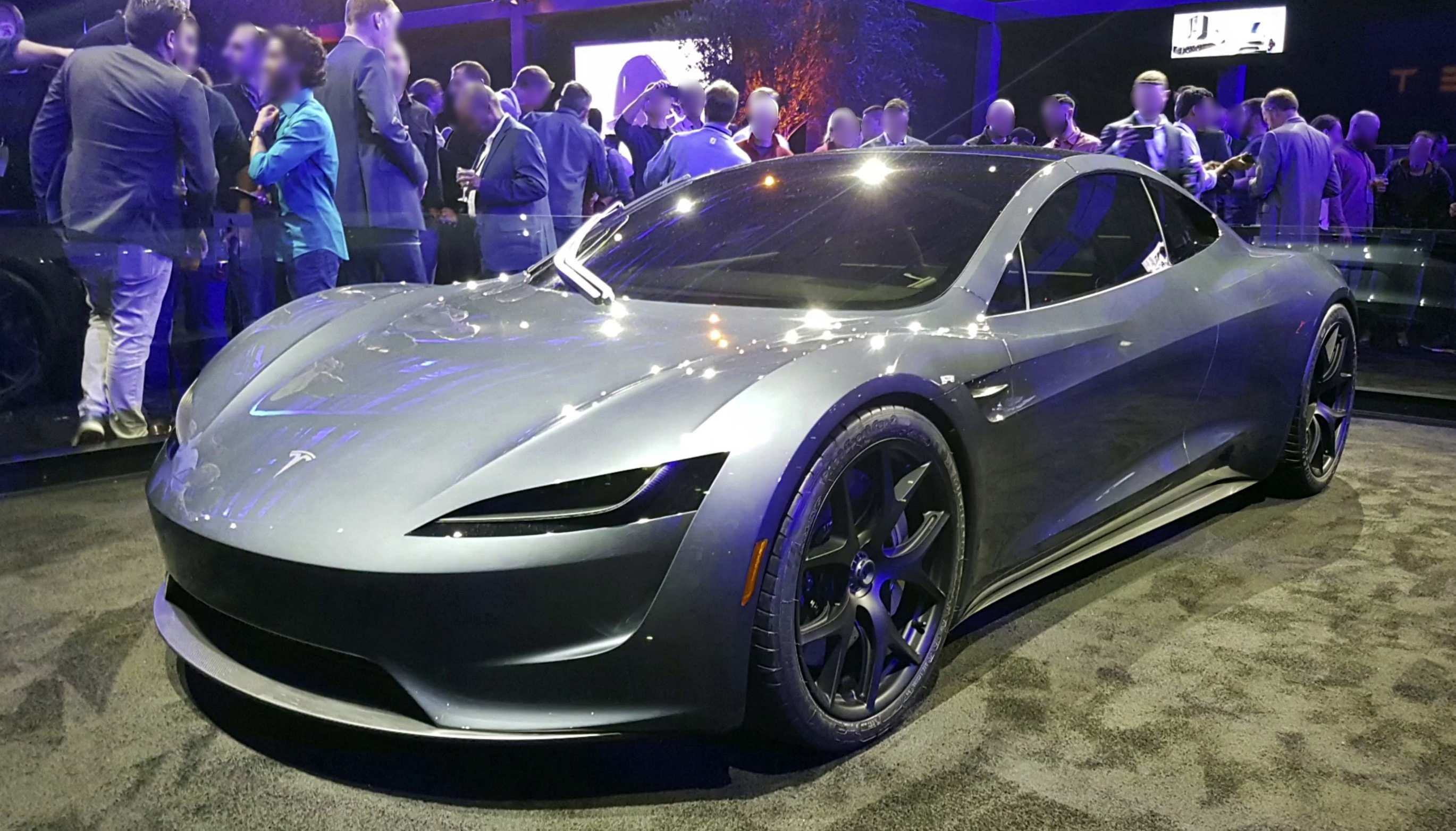 15 The The 2020 Tesla Roadster Performance and New Engine for The 2020 Tesla Roadster