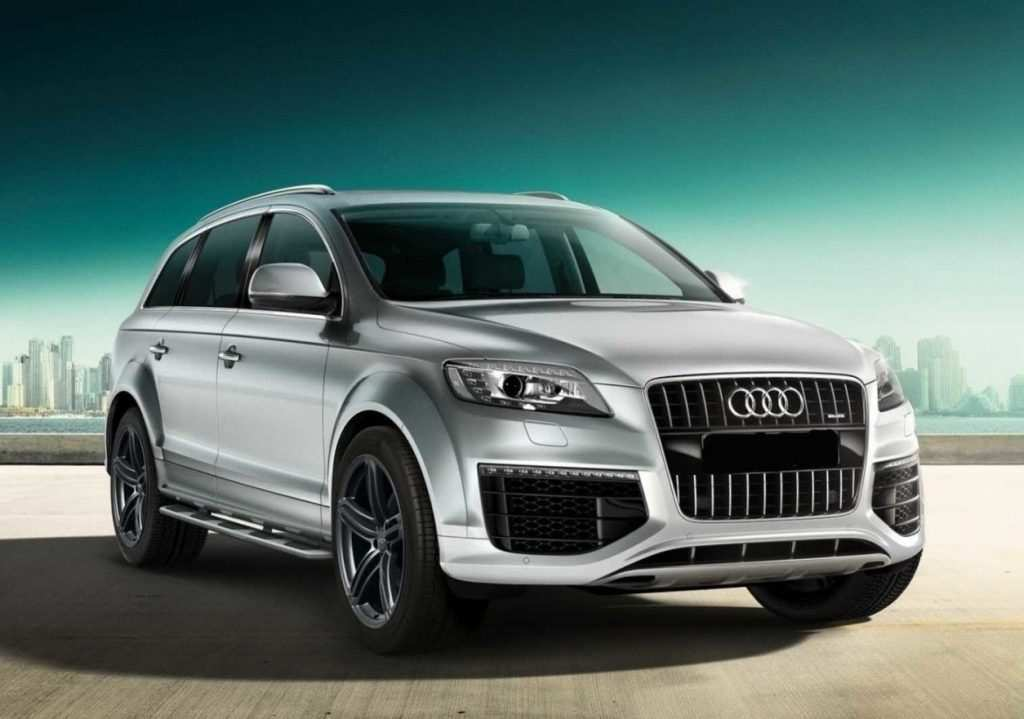 16 All New 2019 Audi Q7 Tdi Usa Picture by 2019 Audi Q7 Tdi Usa