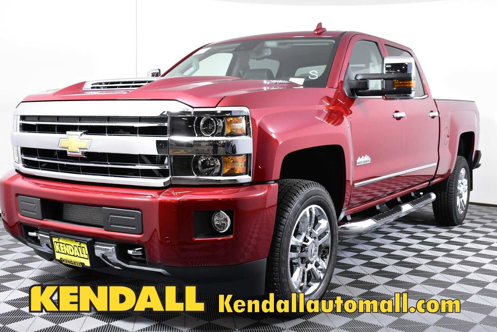 16 All New 2019 Chevrolet High Country Picture for 2019 Chevrolet High Country