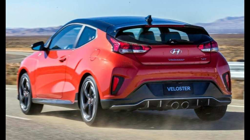 16 All New 2019 Hyundai Veloster Turbo Review Prices by 2019 Hyundai Veloster Turbo Review