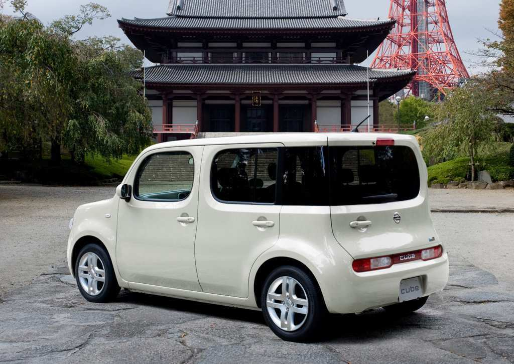 16 All New 2019 Nissan Cube Performance and New Engine for 2019 Nissan Cube
