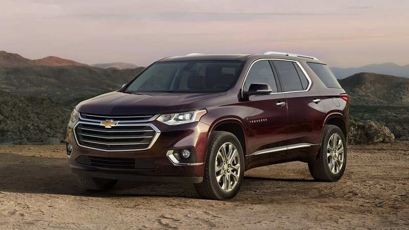 16 All New 2020 Chevrolet Traverse History for 2020 Chevrolet Traverse