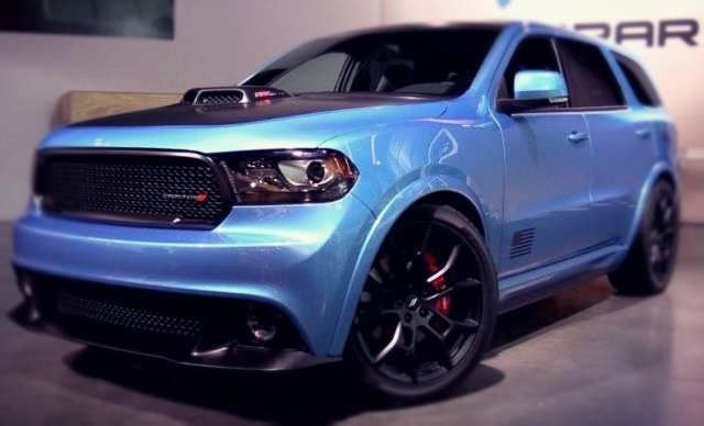 16 All New 2020 Dodge Durango Redesign Performance and New Engine by 2020 Dodge Durango Redesign
