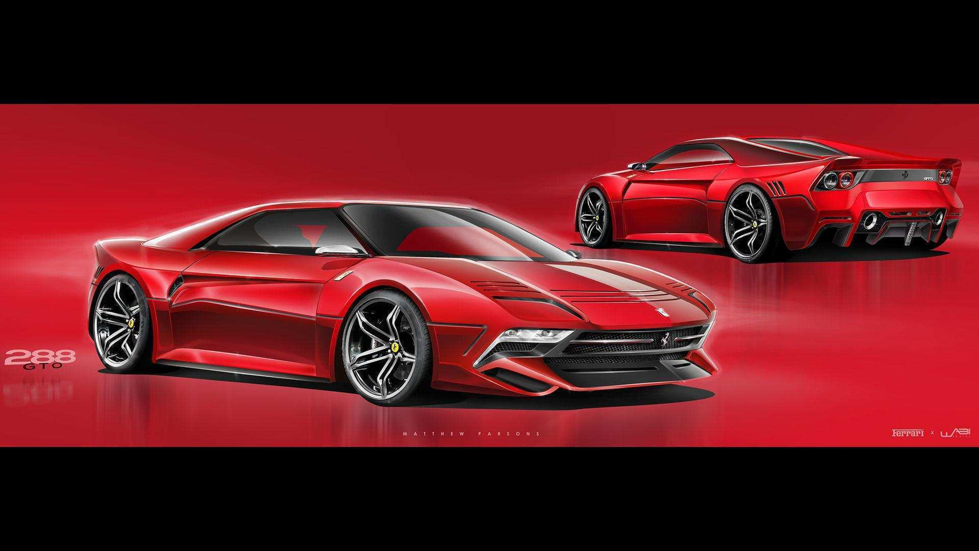 16 All New 2020 Ferrari 288 Gto New Review for 2020 Ferrari 288 Gto