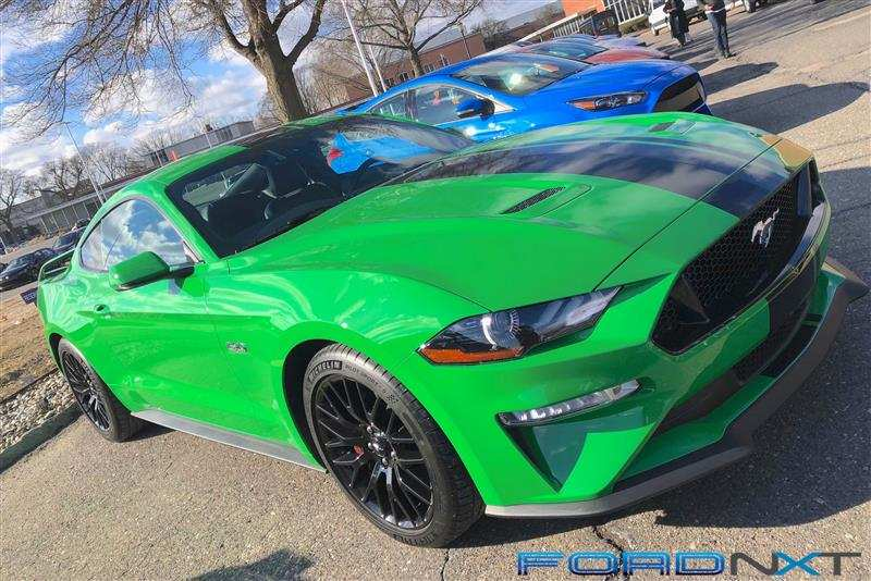 16 Best Review 2019 Ford Mustang Colors Model for 2019 Ford Mustang Colors
