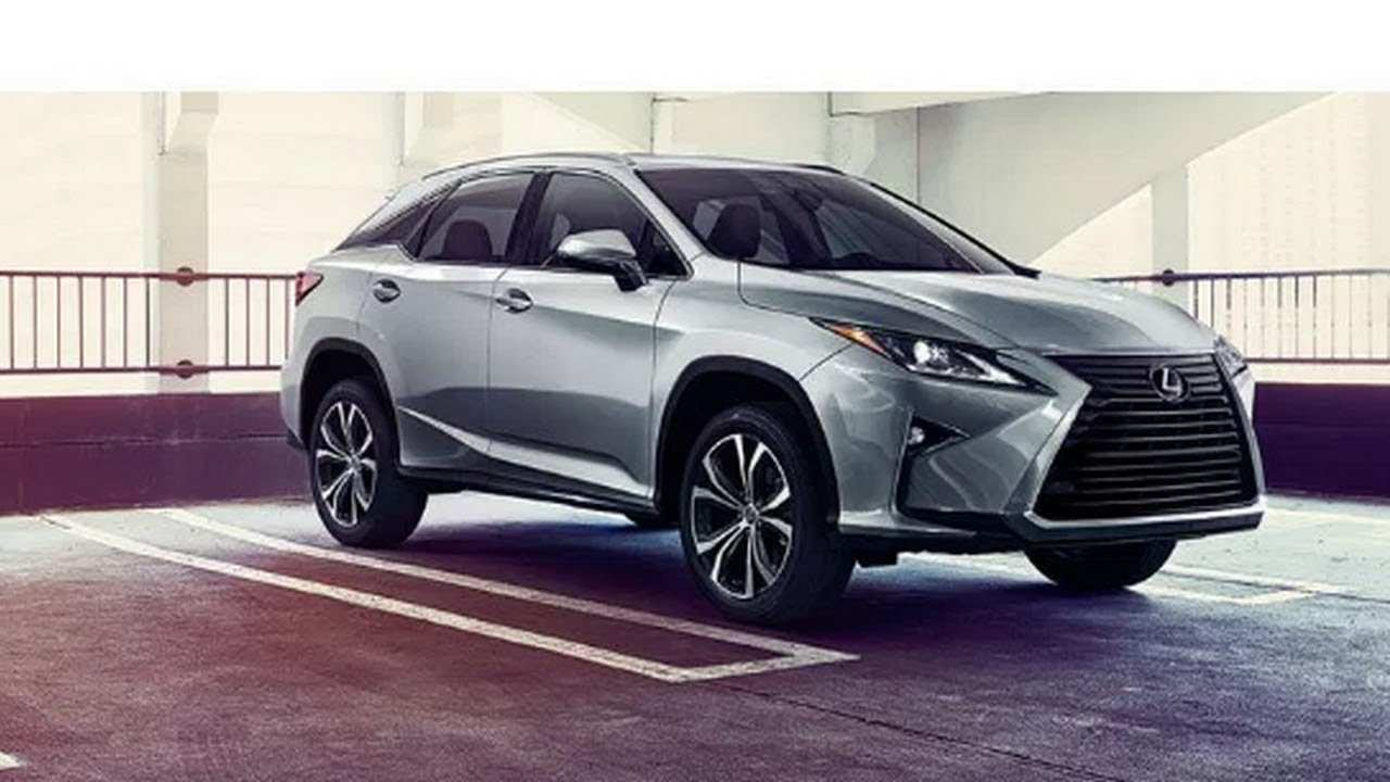 16 Best Review 2019 Lexus 350 Suv Spy Shoot by 2019 Lexus 350 Suv