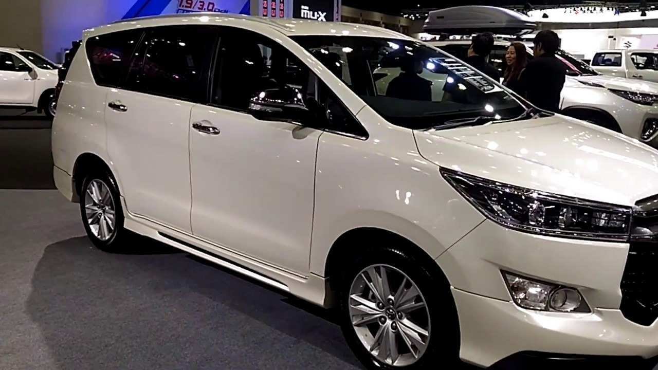 16 Best Review 2019 Toyota Innova Review with 2019 Toyota Innova