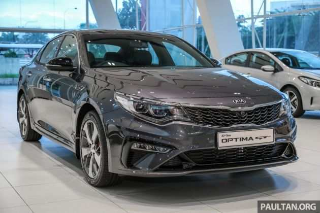 16 Best Review Kia K5 2019 Redesign and Concept with Kia K5 2019