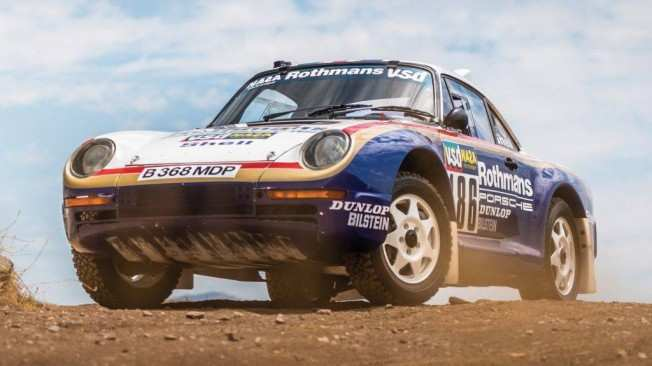16 Best Review Porsche Dakar 2020 Rumors by Porsche Dakar 2020