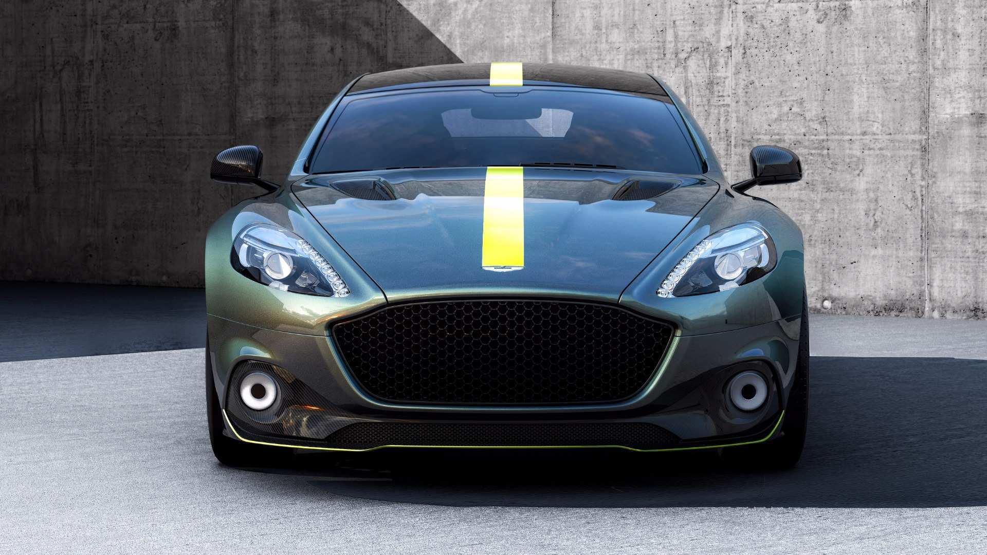 16 Concept of 2019 Aston Martin Rapide Release for 2019 Aston Martin Rapide
