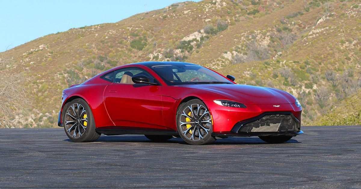 16 Concept of 2019 Aston Vantage Rumors for 2019 Aston Vantage