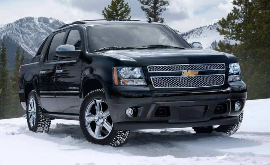 16 Concept of 2019 Chevrolet Avalanche Picture for 2019 Chevrolet Avalanche