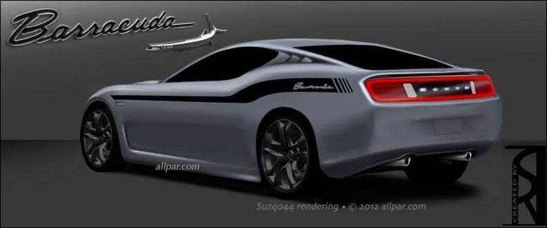 16 Concept of 2019 Dodge Challenger Barracuda Review for 2019 Dodge Challenger Barracuda