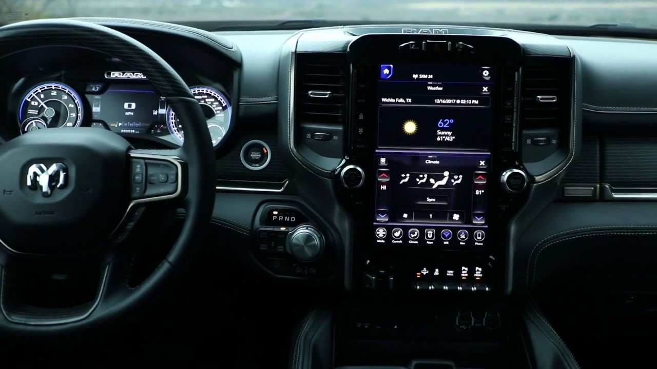 16 Concept of 2019 Dodge Interior Redesign and Concept with 2019 Dodge Interior
