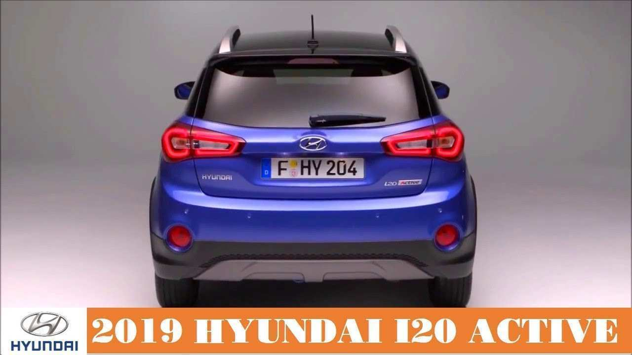 16 Concept of 2019 Hyundai I20 Active Interior for 2019 Hyundai I20 Active