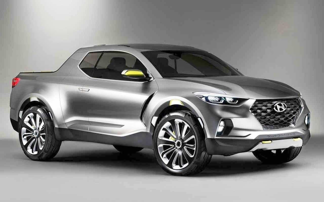 16 Concept of 2019 Hyundai Santa Cruz Pickup Spesification for 2019 Hyundai Santa Cruz Pickup