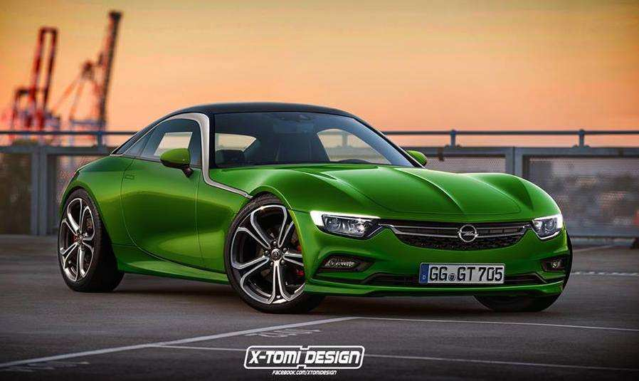 16 Concept of 2019 Opel Gt Price and Review by 2019 Opel Gt