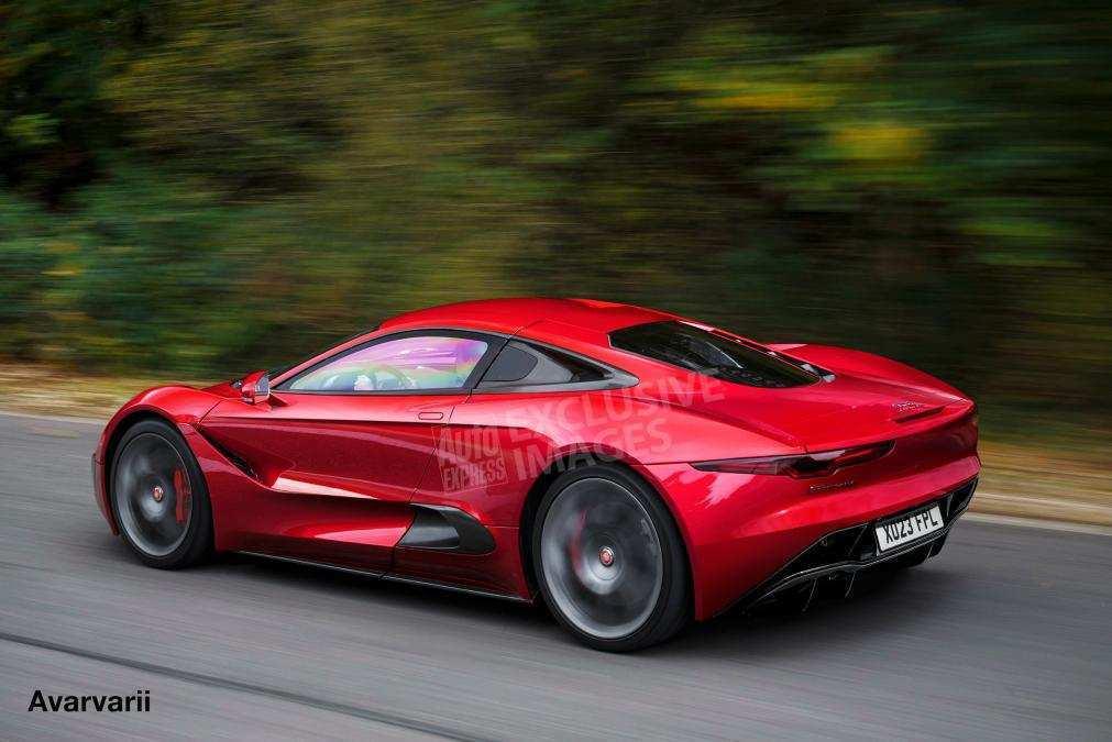16 Concept of 2020 Jaguar J Type Rumors with 2020 Jaguar J Type