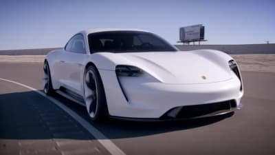16 Concept of 2020 Porsche Taycan Pictures with 2020 Porsche Taycan