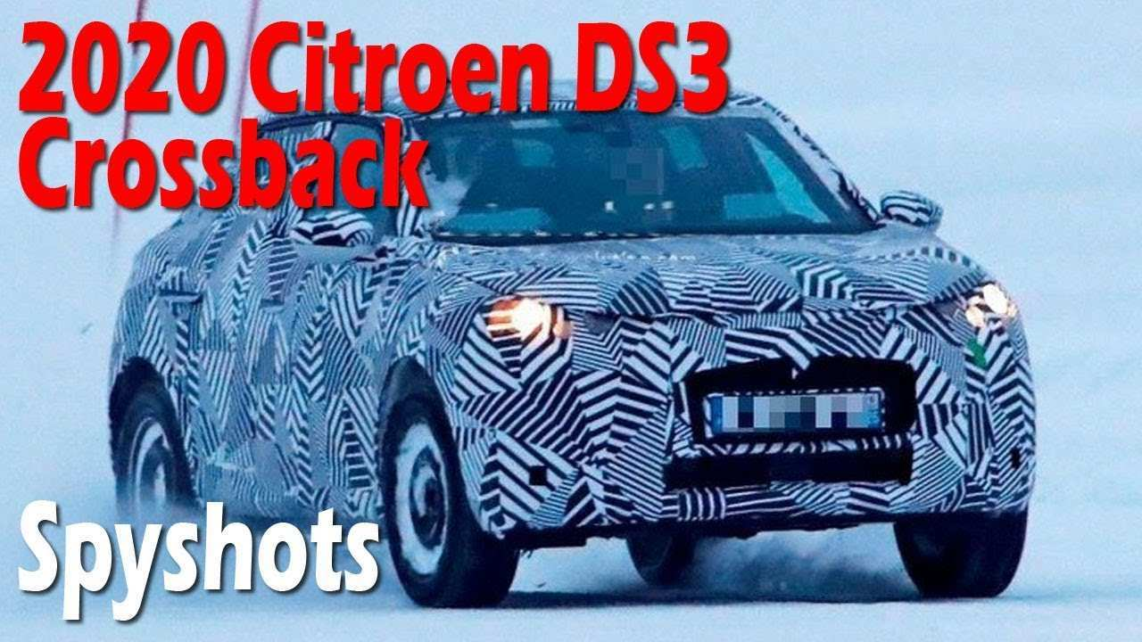 16 Concept of Citroen Ds3 2020 Exterior and Interior with Citroen Ds3 2020