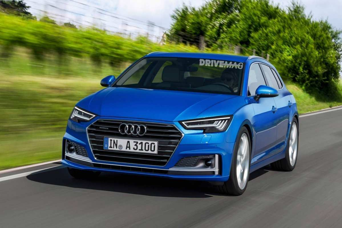 16 Concept of New 2019 Audi A3 Spy Shoot for New 2019 Audi A3