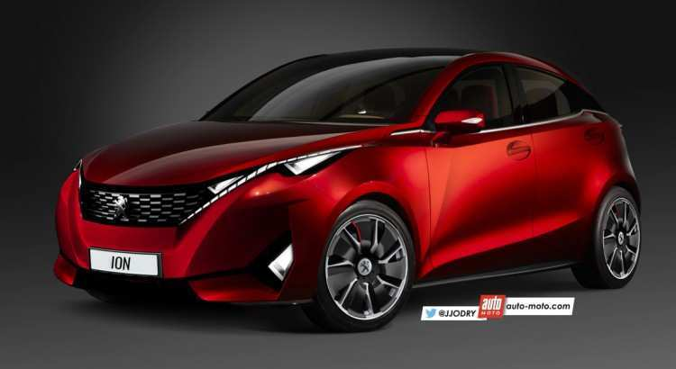 16 Concept of Peugeot Ion 2019 Picture for Peugeot Ion 2019