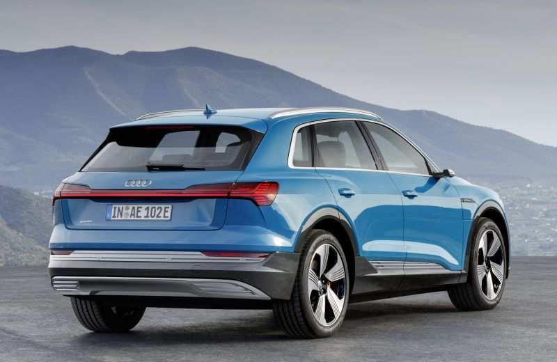 16 Gallery of 2019 Audi E Tron Quattro Redesign by 2019 Audi E Tron Quattro