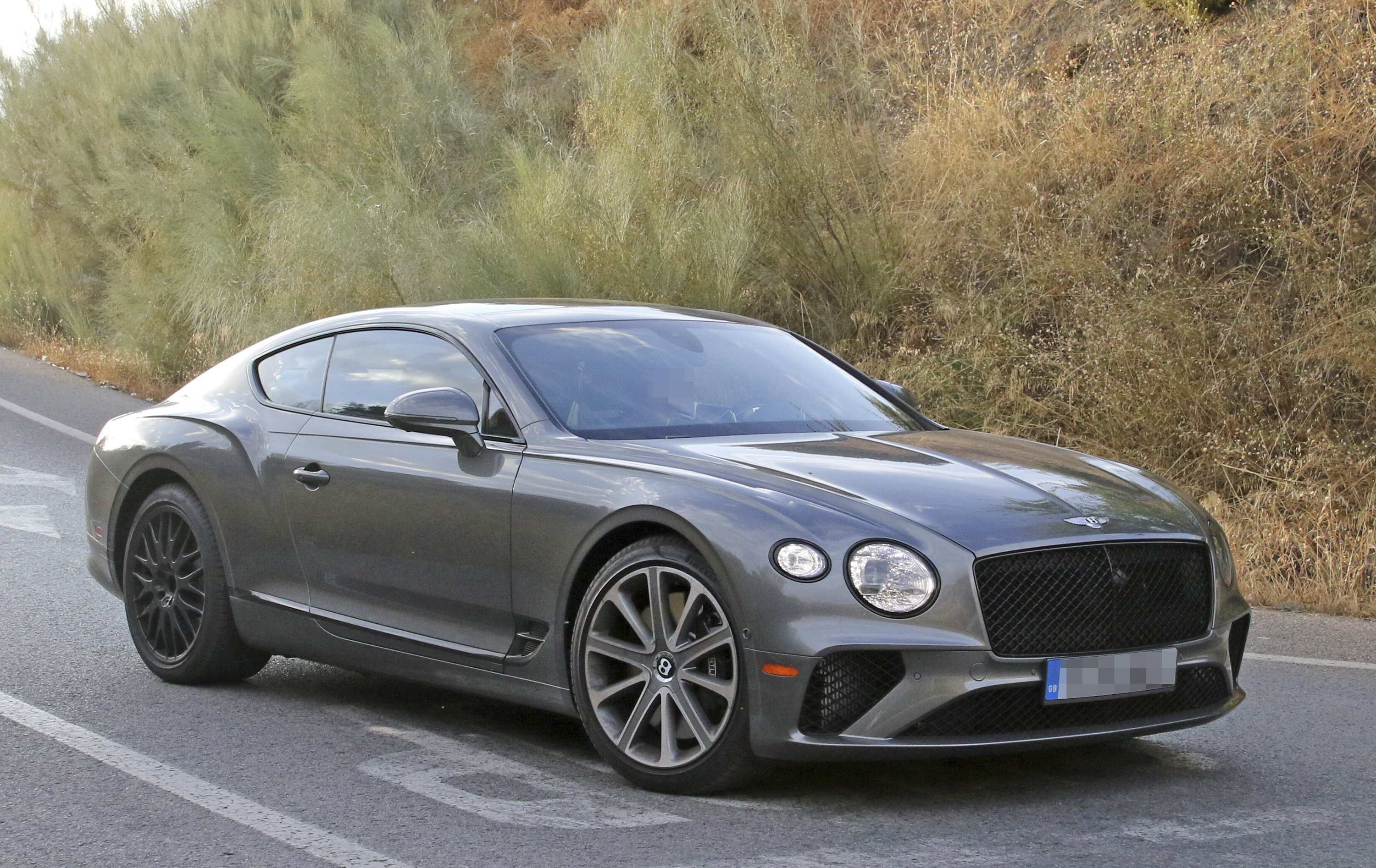 16 Gallery of 2019 Bentley Continental Gtc First Drive by 2019 Bentley Continental Gtc
