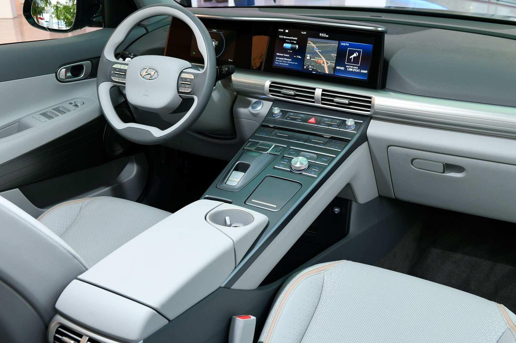 16 Gallery of 2019 Hyundai Nexo Interior Spesification by 2019 Hyundai Nexo Interior