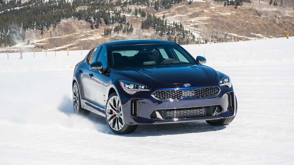 16 Gallery of 2019 Kia Stinger Gt Plus Overview for 2019 Kia Stinger Gt Plus