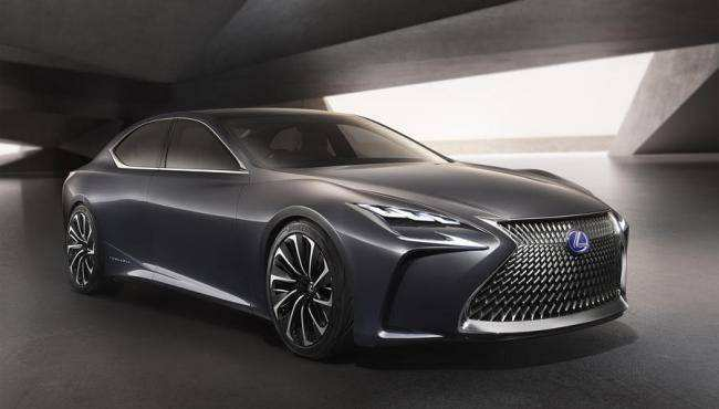 16 Gallery of 2019 Lexus Concept First Drive for 2019 Lexus Concept