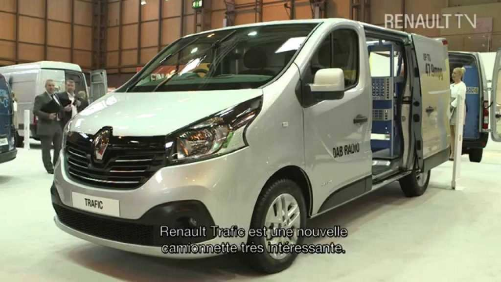 16 Gallery of 2019 Renault Trafic Ratings with 2019 Renault Trafic