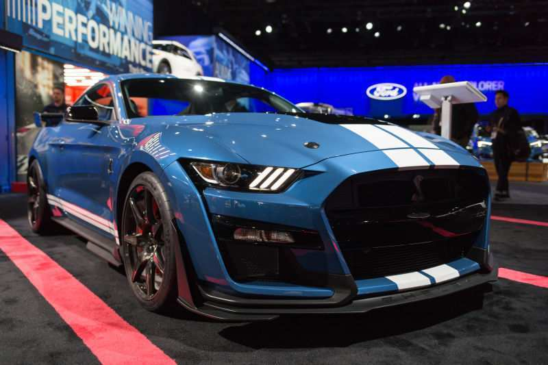 16 Gallery of 2020 Ford Mustang Cobra Redesign by 2020 Ford Mustang Cobra