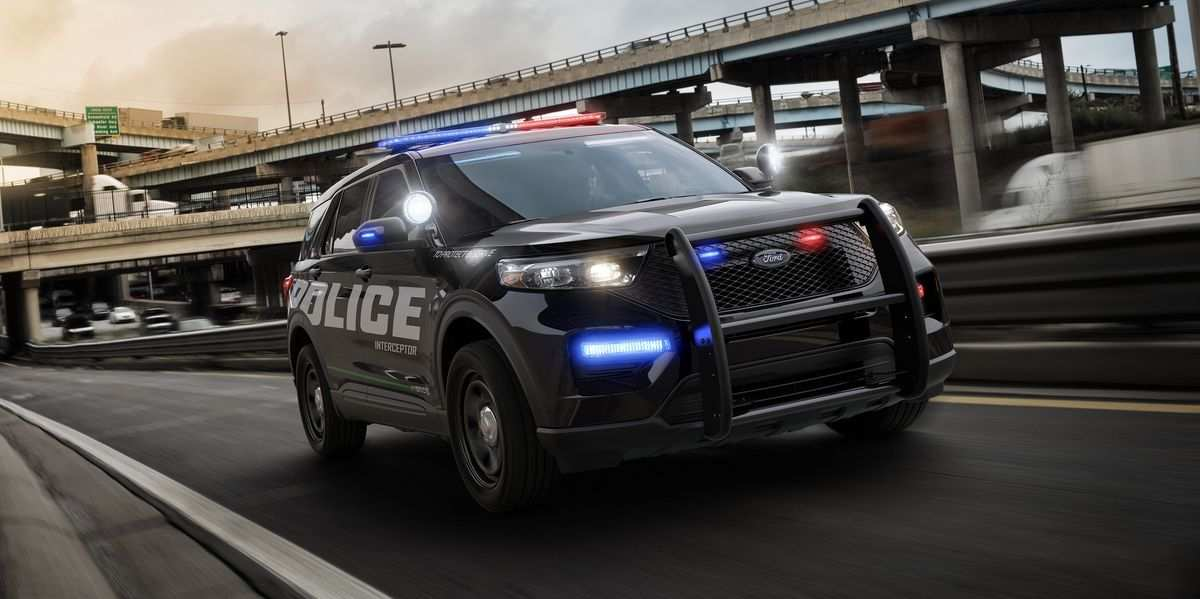 16 Gallery of 2020 Ford Police Utility Speed Test by 2020 Ford Police Utility