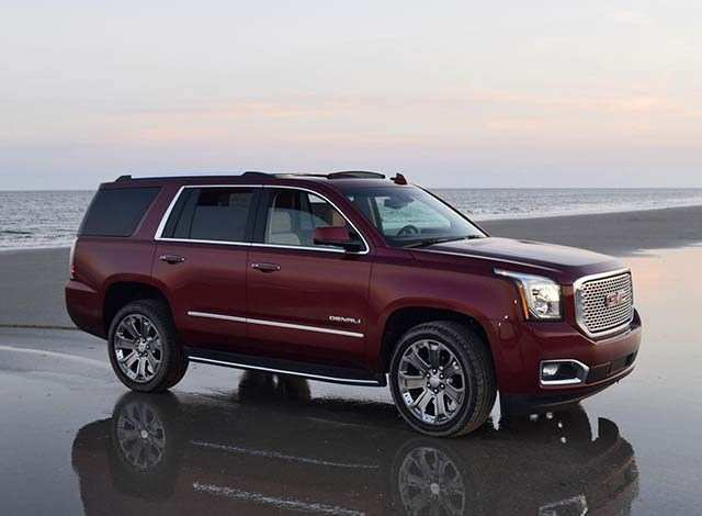 16 Gallery of 2020 Gmc Yukon Concept New Review with 2020 Gmc Yukon Concept
