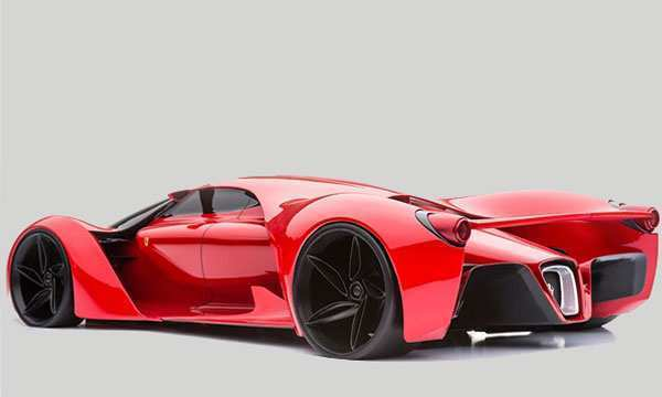 16 Gallery of Ferrari Hybride 2019 Pictures for Ferrari Hybride 2019