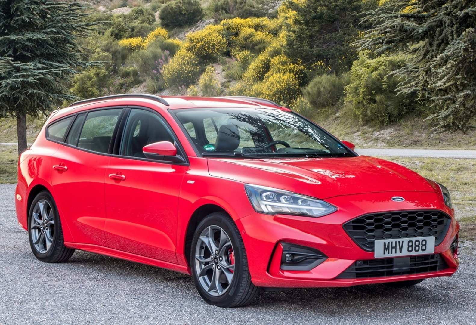 16 Great 2019 Ford Focus St Line Configurations for 2019 Ford Focus St Line