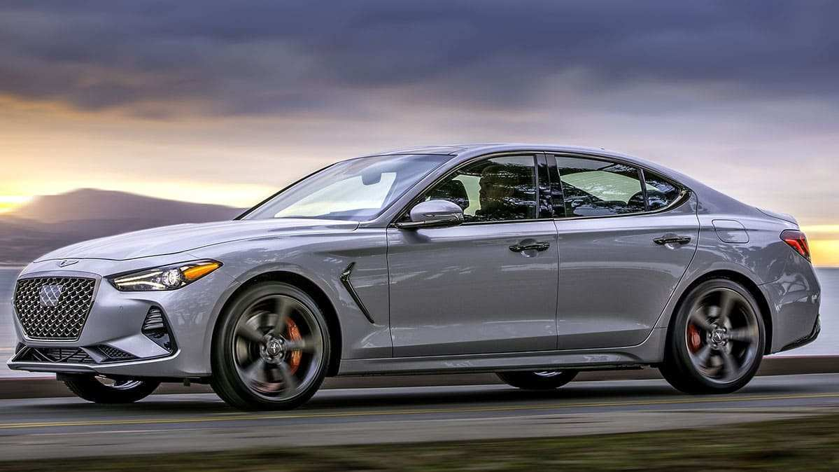 16 Great 2019 Genesis G70 Specs Review with 2019 Genesis G70 Specs
