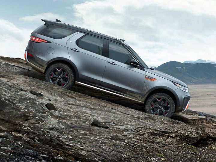16 Great 2019 Land Rover Discovery Svx Specs and Review by 2019 Land Rover Discovery Svx
